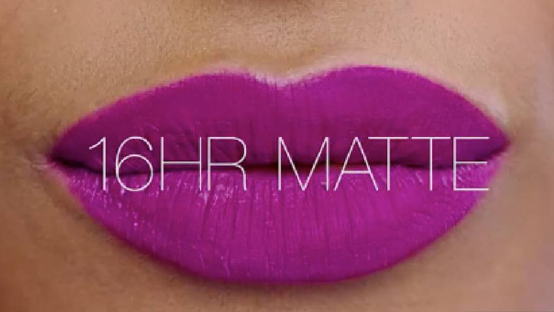 Video Superstay Matte Ink
