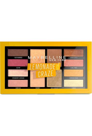 Lemonade Craze Palette